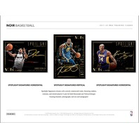 2017/18 Panini Noir NBA Basketball Hobby 10 Card Box/Pack (Sealed) ?Barkley?