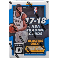2017/18 Panini Donruss Optic Basketball Blaster Box (Sealed)