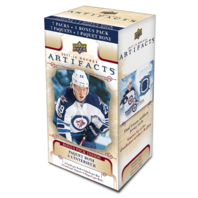 2017/18 Upper Deck UD Artifacts Hockey Blaster Box (Sealed)