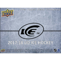 2017/18 Upper Deck Ice Hockey Hobby 6 Pack Box (Sealed)(Random)
