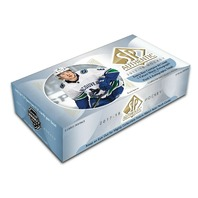 2017/18 Upper Deck UD SP Authentic Hockey Hobby 18 Pack BOX (Sealed) SPA
