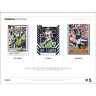 2017 Panini Donruss Football Hobby 24 Pack Box (Sealed)