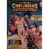 2018/19 Panini Contenders Blaster Box (Sealed)(8 Packs)