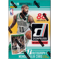 2018/19 Panini Donruss Basketball 11 Pack Blaster Box (Sealed)