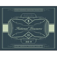 2018/19 Panini National Treasures Basketball Hobby Pack/BOX (Factory Sealed)