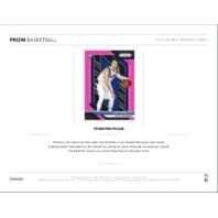 2018/19 Panini Prizm Basketball 24 Pack Retail Box (Sealed)