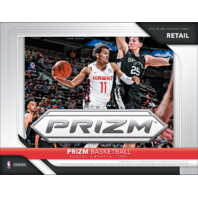 2018/19 Panini Prizm Basketball 12 Rack Pack Retail Box (Sealed)