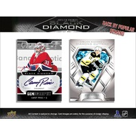 2018/19 Upper Deck UD Black Diamond Hockey Hobby 5 Box INNER CASE (Sealed)