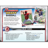 2018 Bowman Draft Picks & Prospects Baseball Super Jumbo PACK (Sealed)(Random)