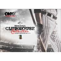 2018 Onyx Clubhouse Collection Pair Game Used Batting Gloves 3 Box CASE (Sealed)