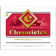 2018 Panini Chronicles Baseball Hobby 16 Box CASE (Factory Sealed)