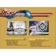 2018 Topps Update Baseball Blaster Box Sealed