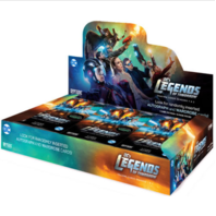 2018 Cryptozoic DC Legends of Tomorrow Season 1&2  24 pack Box (Factory Sealed)