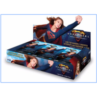 2018 Cryptozoic DC Comics Super Girl Season 1 24 pack Box (Factory Sealed)