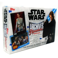2018 Topps Star Wars Archives Signature Series Hobby 20 Box Case (Sealed)