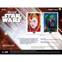 2018 Topps Star Wars Finest Hobby Master Box (Sealed)