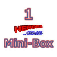 2018 Topps Star Wars Finest Hobby Mini Box (Sealed)(Random)