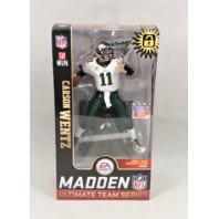 Carson Wentz EA Sports Madden NFL 19 Ultimate Team Series 1 McFarlane Variant