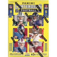 2018 Panini Contenders Football Blaster Box (Sealed)