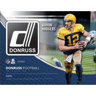 2018 Panini Donruss Football Hobby 24 Pack Box (Sealed)