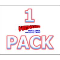 2018 Panini Donruss Elite Football 1 Hobby Pack (Sealed)(Random)
