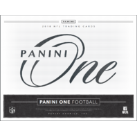2018 Panini One Football Hobby Box (Sealed)