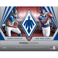 2018 Panini Phoenix Football Hobby 12 Pack Box (Factory Sealed)
