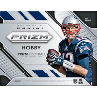 2018 Panini Prizm Football Jumbo Hobby 12 Box Case (Factory Sealed)