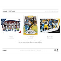 2018 Panini Score Football Jumbo Hobby 40 Card PACK (Factory Sealed)