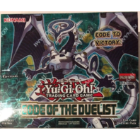 Yugioh Code of the Duelist 1st Edition Booster Box (24 packs)(Sealed)