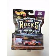 1999 Hot Wheels Racing NASCAR Rocks America 1:64 #66 Darrel Waltrip/Big K NOC