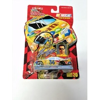 1999 Racing Champions 1:64 #36 Ernie Irvan/M&M's NASCAR Issue #20