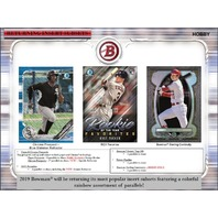 2019 Bowman Baseball Hobby 24 Pack BOX (Factory Sealed)(Random)