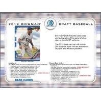 (3)Thee 2019 Bowman Draft Picks & Prospects Baseball Jumbo 32 Card PACK (Sealed)