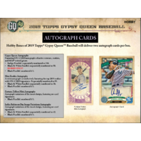 2019 Topps Gypsy Queen Baseball Hobby 24 Pack Box (Factory Sealed)