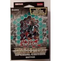Yugioh Savage Strike Special Edition Deck (Sealed)