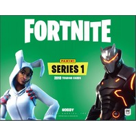 (3)Three 2019 Panini Fortnite Series 1 Trading Cards Hobby PACK (Sealed)(Random)