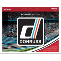2019 Panini Donruss Racing Factory Sealed Hobby Box NASCAR