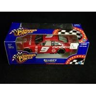 2000 Winner's Circle 1:24 #9 Bill Elliott/Dodge Limited Edition NASCAR NIB