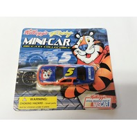 2001 Kellogg's Racing Mini-Car 1:64 Terry Labonte #5 Tony The Tiger NASCAR