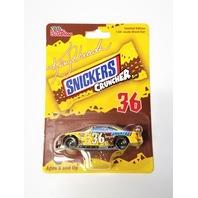 2002 Racing Champions 1:64 #36 Ken Schrader/Snickers Cruncher NASCAR Diecast NOC