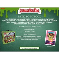 2020 Topps Garbage Pail Kids GPK Late to School Hobby 8 Box Case (Factory Sealed)