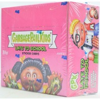 2020 Topps Garbage Pail Kids GPK Late to School Hobby 24 Pack BOX Factory Sealed