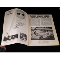 1962 New York Mets National League Baseball Club Official Yearbook