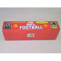 1990 Score Football Factory Set Sealed Complete 665 Cards Series 1 & 2