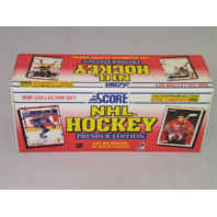 1990-91 Score Hockey Sealed Set 445 Cards Canadian Bilingual Premier Edition