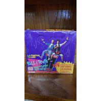 1991 Pro Set Bill & Ted's Excellent Adventure Atypical Movie Cards Sealed Box
