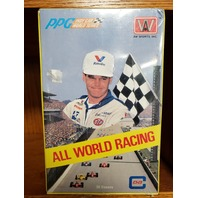 1991 AW SPORTS All World Racing PPG Indy Car World Series Factory Sealed Box