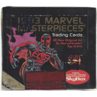 1993 Skybox Marvel Masterpieces 36 pack Box (Factory Sealed)