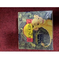 1994 Skybox Disney's Lion King Series 1 Trading Cards Factory Sealed Hobby Box